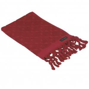 Bilde av Miah håndkle Rød 50x70 cm