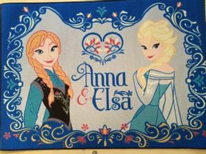 Bilde av Disney Frozen teppe 95x133 cm