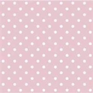 Bilde av Serviett Dots rosa, lunsj,