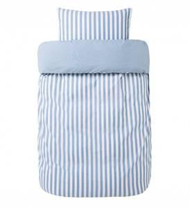 Bilde av Sigurd sengesett, blått,