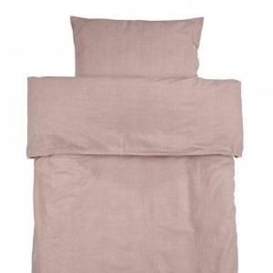 Bilde av Eden sengesett bomull rosa