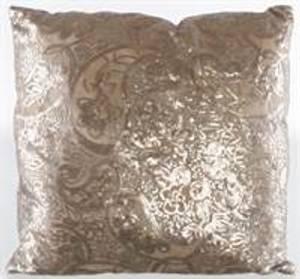Bilde av Pute med sølvpaljetter