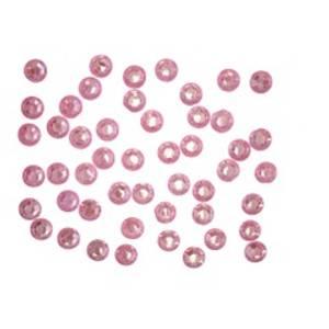 Bilde av Bordstrø diamant lys rosa 8