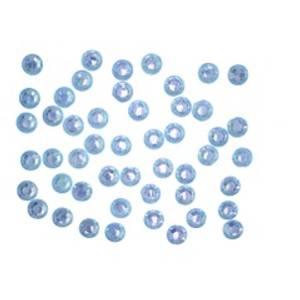 Bilde av Bordstrø diamant lys blå 8 mm