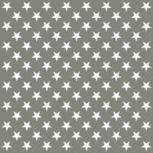 Bilde av Serviett med små stjerner,