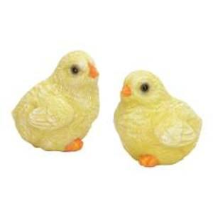Bilde av Kylling gul 7x8 cm venstre