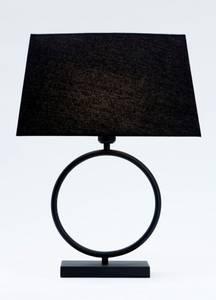 Bilde av Bordlampe Riva-2 Sort H 40 cm