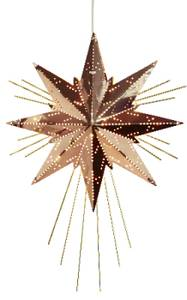 Bilde av Adventstjerne Luxe kobber