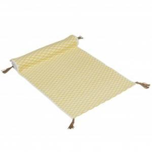 Bilde av Bordløper Clara gul 35x120 cm