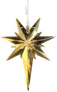Bilde av Adventstjerne Betlehem metall