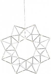 Bilde av Adventstjerne krom 40 cm m 30