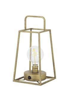Bilde av Bordlampe 15x15x30,5 cm
