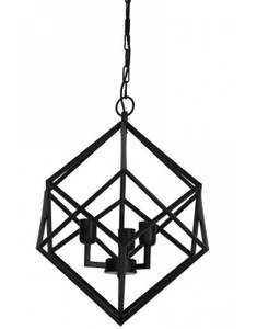 Bilde av Taklampe 3L Ø 46x56 cm matt