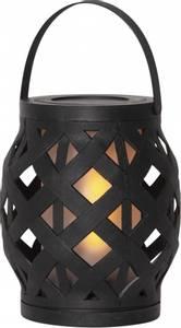 Bilde av Lanterne Flame sort