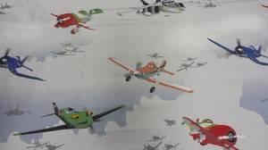 Bilde av Metervare gardin Disney Fly