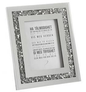 Bilde av Fotoramme med diamanter