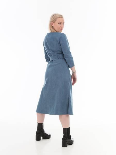 Bilde av Ramona blå jeanskjole