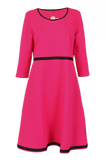 Bilde av Magda rosa kjole
