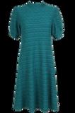 Bilde av Eli Elegant sjøgrønn kjole