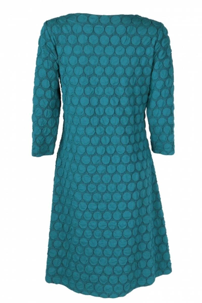 Torun kjole sjøgrønn
