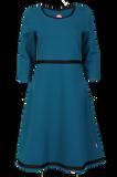 Bilde av Magda petrol kjole