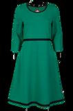 Bilde av Magda grønn kjole