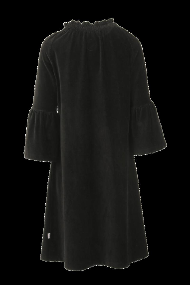 Britt kjole babycord sort