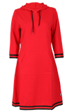 Bilde av Dagny Sporty rød kjole