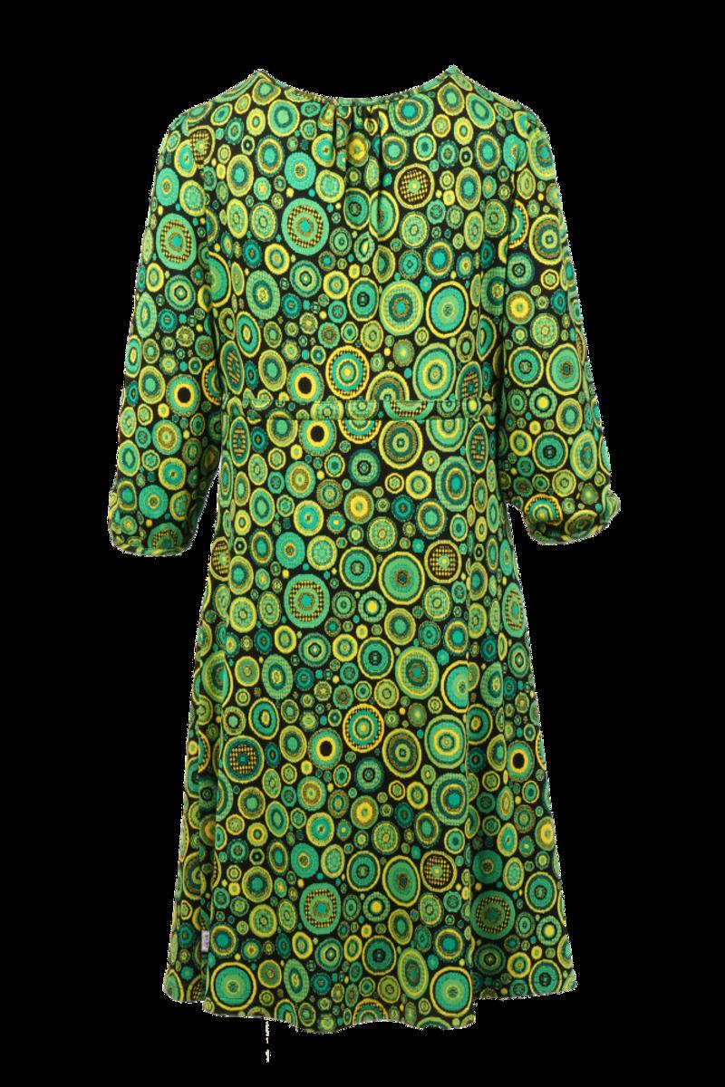 Frida grønn kjole