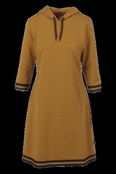 Bilde av Dagny Sporty gulbrun kjole