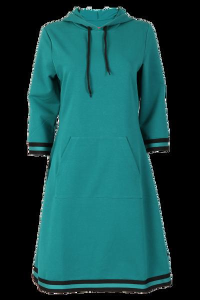 Bilde av Dagny sporty sjøgrønn kjole