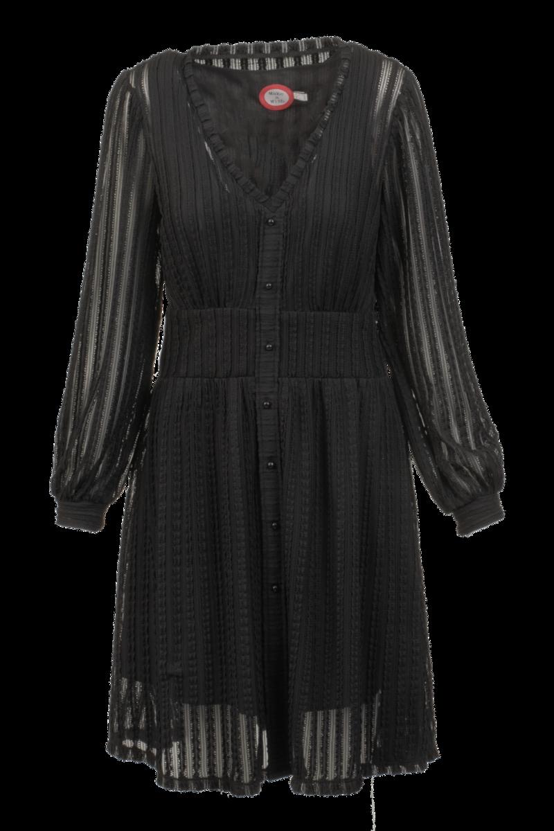 Vivvi sort kjole