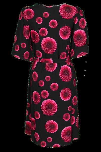 Bilde av Dahlia Cerise kjole D54