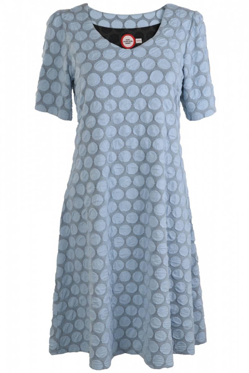 Sanne Pastell blå kjole