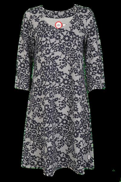 Bilde av Jacoba Blå blomstret kjole