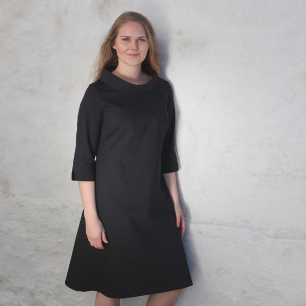 Bilde av Pippa sort kjole