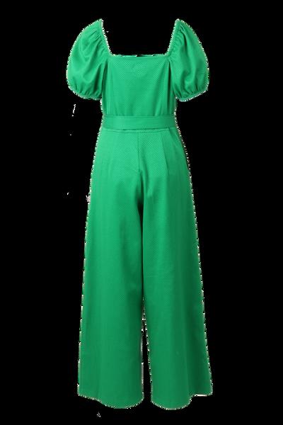 Bilde av Peggy rålekker grøn jumpsuit