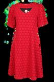 Bilde av Sanne Rød kjole
