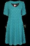 Bilde av Sanne Sjøgrønn kjole