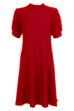 Bilde av Eli Elegant rød kjole