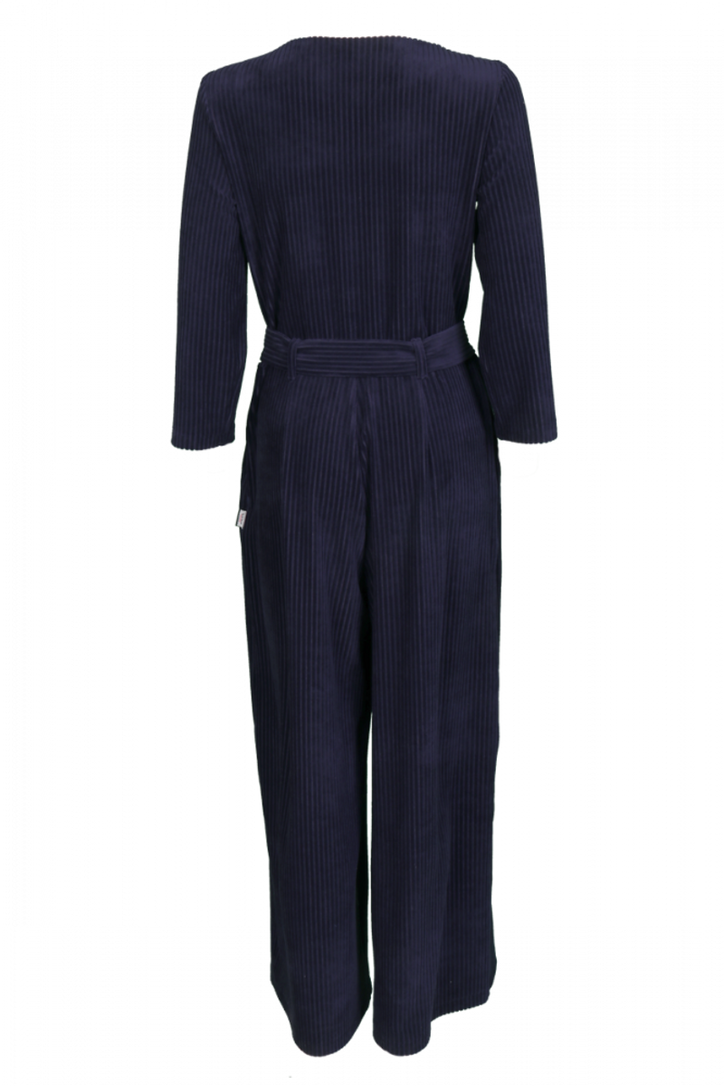 Eveline blå jumpsuit