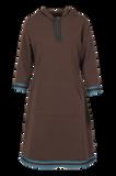 Bilde av Dagny Sporty brun kjole