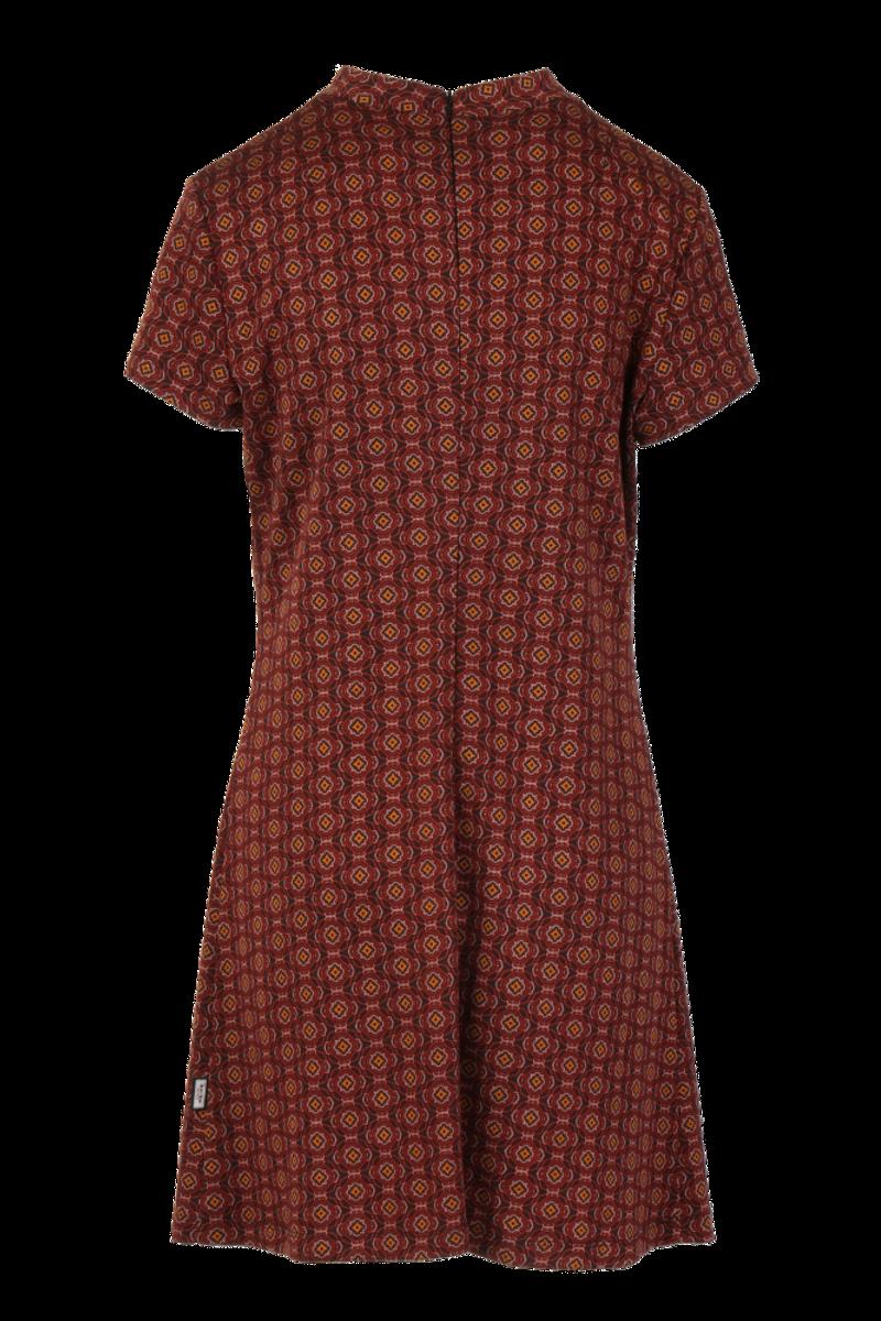 Inka retro kjole