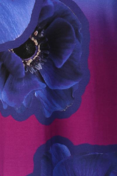 Bilde av Blå Anemone Kjole D27
