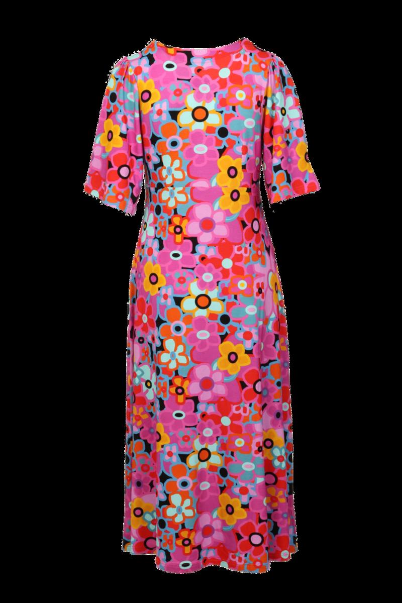 Ariel multicolor kjole