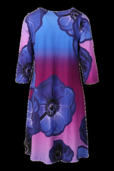 Bilde av Anemone kjole purple blå D67