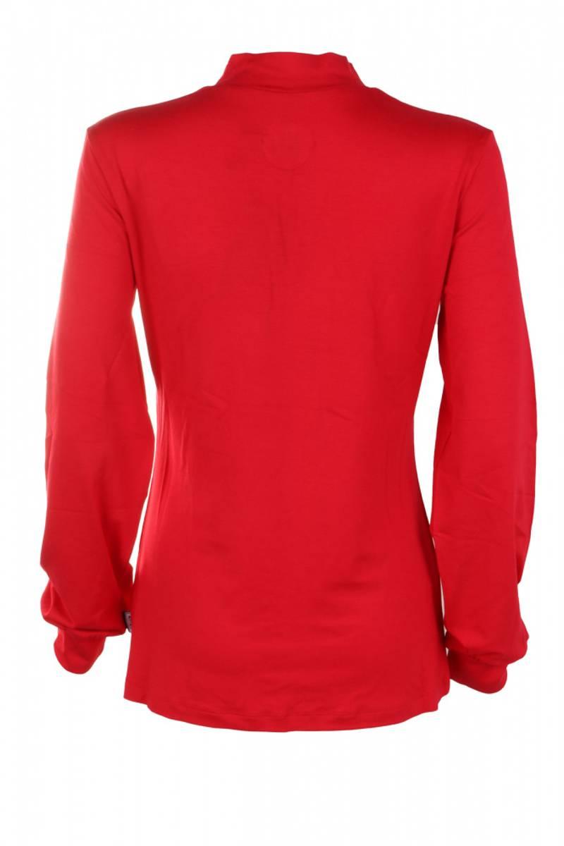 Rød basis genser Lovise fra ko:ko norway