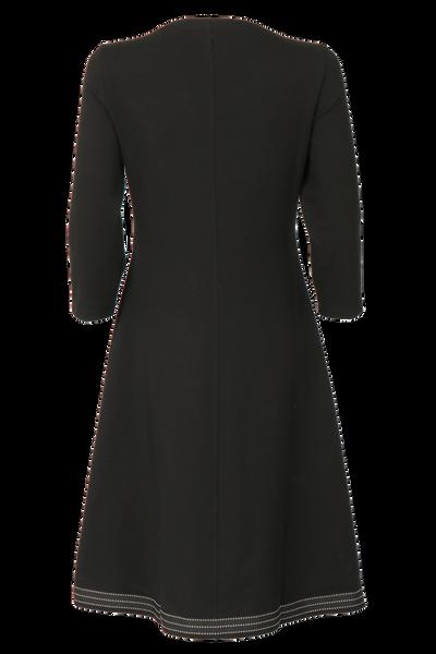 Bilde av Magda sort og hvit kjole