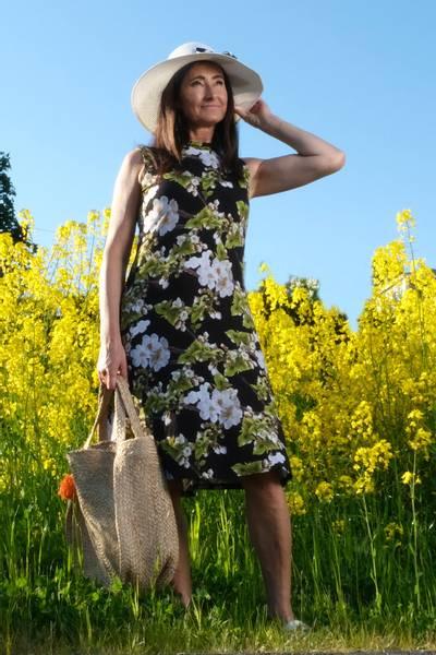 Image of Appleblossom dress D84