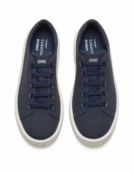 Image of Camper Navy sneakers man